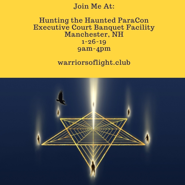 Warriors of Light Club Event