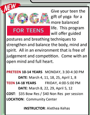 Mindfulness yoga for teens and tweens